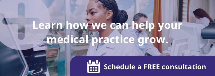 medical marketing consultation